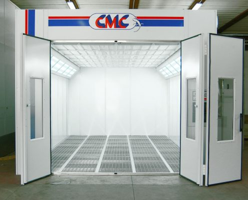 CMC Piper automotive Spray booth | Automotive Spray Booth