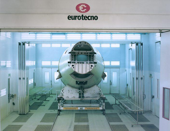 Aerospace Spray Booth