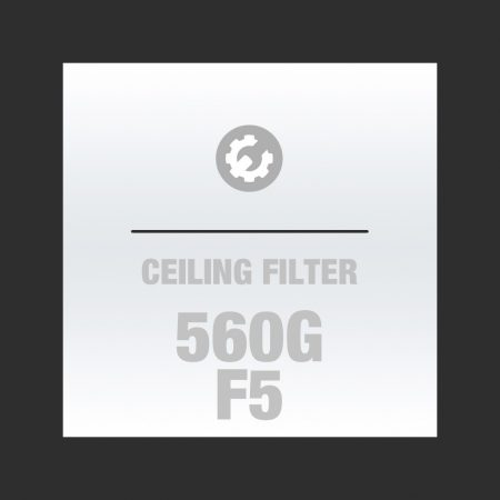Ceiling Filter Spray Booth Filters