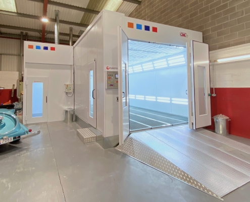 Eurotecno Car Spray Booth