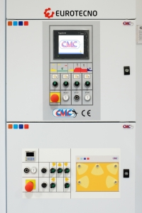 infrared control panel