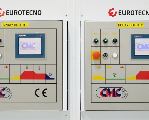 Touch Screen PLC Control panels